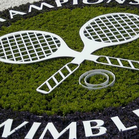 Wimbledon sign.